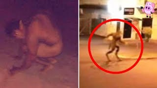 Download 10 REAL Demon Photos That Will Give You Chills Video
