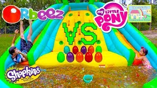 Download Biggest Orbeez Pool & Balloons | 1,000,000+ Orbeez Surprise Toy Game Video