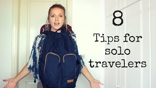 Download 8 Tips for Solo Travelers Video