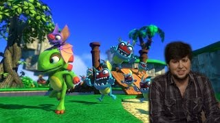 Download Jontron Removed from Yooka-Laylee After Controversial Comments - #CUPodcast Video