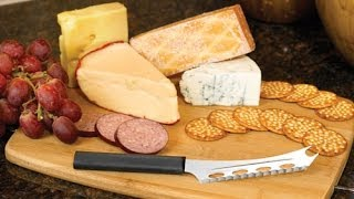 Download Cheese Types Introduction | RadaCutlery Video