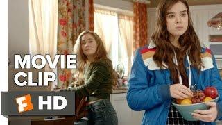 Download The Edge of Seventeen Movie CLIP - Romantic Weekend (2016) - Hailee Steinfeld Movie Video
