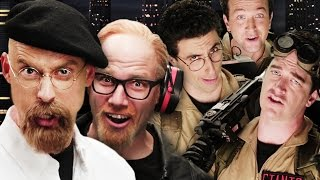 Download Ghostbusters vs Mythbusters. Epic Rap Battles of History Video