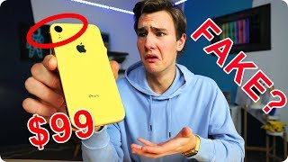 Download $99 Fake iPhone XR - How Bad Is It? Video