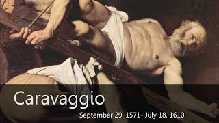Download Caravaggio Biography from Goodbye-Art Academy Video