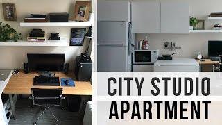 Download City Studio Apartment Tour (240 sq. feet - $500 rent) Video