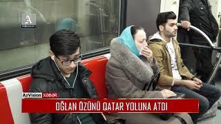 Download METRODA OĞLAN ÖZÜNÜ QATAR YOLUNA ATDI Video