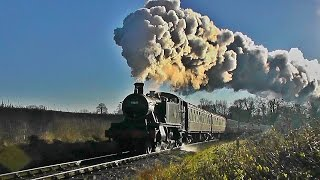 Download The Glory of Steam Trains Video