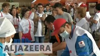 Download Colombia struggles with growing Venezuelan migrant influx Video