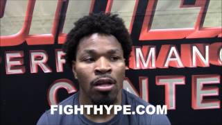 Download SHAWN PORTER ON KEITH THURMAN'S POWER AND IF DANNY GARCIA SHOULD WORRY; EAGER TO FACE WINNER Video