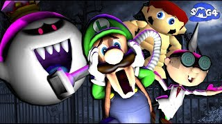 Download SMG4: Stupid Luigi's Mansion Video