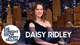 Download Daisy Ridley Bartended a Star Wars Wrap Party Video