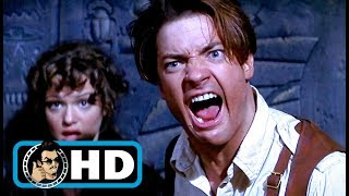 Download THE MUMMY (1999) Movie Clip - Rick Screams at the Mummy |FULL HD| Brendan Fraser Video