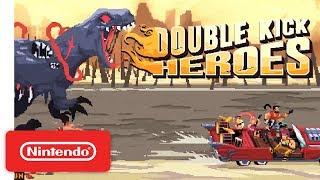 Download Double Kick Heroes - Announcement Trailer - Nintendo Switch Video