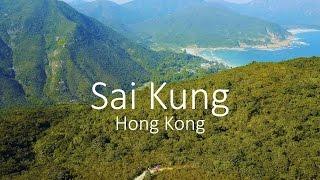 Download Sai Kung Country Park hiking, Hong Kong - DJI Mavic Pro drone video Video