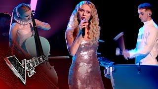 Download Clean Bandit perform 'Symphony' feat. Zara Larsson   The Voice UK 2017 Video
