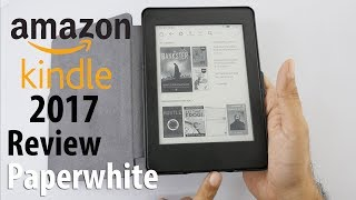 Download Kindle Paperwhite Review (2017 with 300 ppi Model) Video