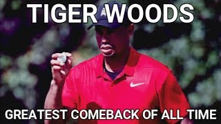 Download ELDRICK TIGER WOODS - THE GREATEST COMEBACK OF ALL TIME Video