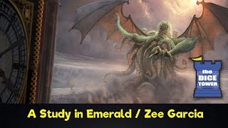 Download A Study in Emerald (2nd Edition) Review - with Zee Garcia Video