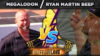 Download Ryan Martin and Megalodon Beef, Street Outlaws Video