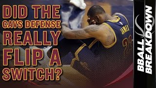 Download Did The Cavaliers Defense REALLY Flip A Switch? Video