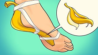 Download Tie a Banana Peel for 7 Days, See What Happens to Your Body Video