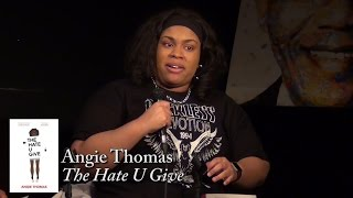 Download Angie Thomas, ″The Hate U Give″ Video