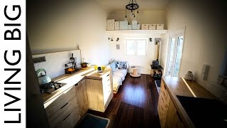 Download Super Spacious Dream Tiny House Made With SIPs 😍 Video