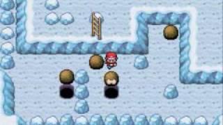 Download Pokemon Leaf Green Walkthrough Part 59: Seafoam Islands and Articuno Video