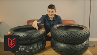 Download Best Touring Motorcycle Tires of 2017 Video