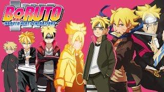 Download Naruto Characters Evolution - The Evolution of Boruto Uzumaki Video