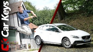 Download 2017 Volvo V40 Cross Country review - The Top Pick From The Premium Hatchbacks? - Car Keys Video
