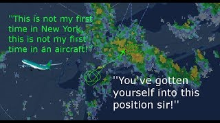 Download Angry New York ATC argues with Aer Lingus pilot [ATC Audio] Video