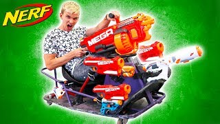 Download NERF TANK!! Video