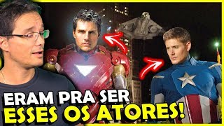 Download 10 ATORES QUE PERDERAM PAPEIS NA MARVEL Video