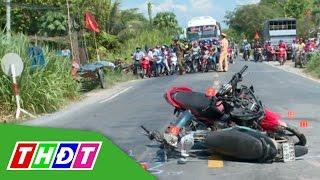 Download Từ vụ tai nạn nghiêm trọng làm 4 người tử vong tại chỗ ở Lấp Vò | THDT Video