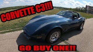 Download 1981 Corvette C3 Drive & Review! | REDBIRDAUTO Video