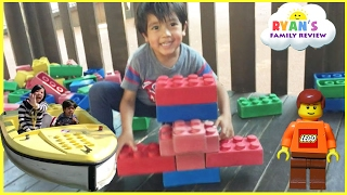 Download LEGOLAND rides for kids amusement park! Family Fun Playground Children Play Area! Lego Building Video