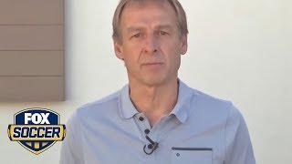 Download Jurgen Klinsmann left some parting words for U.S. soccer fans Video