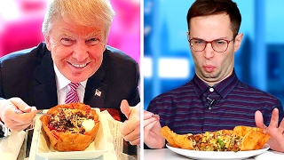 Download Trump Grill Taste Test • The Try Guys Video