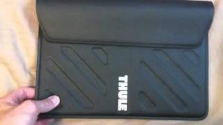 Download Thule Gauntlet Macbook Air Case Review Video