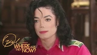 Download Michael Jackson Said It Would Be ″Horrifying″ If a White Actor Played Him | Where Are They Now | OWN Video