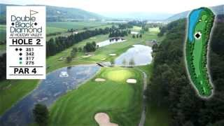 Download Golf Course Overview- Double Black Diamond at Holiday Valley Video