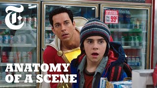 Download Watch Zachary Levi Discover Superpowers in 'Shazam!' | Anatomy of a Scene Video