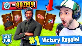 Download *NEW* MOST EXPENSIVE LOAD-OUT in Fortnite: Battle Royale! Video