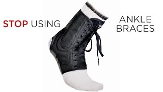 Download Do NOT Wear Ankle Braces! Here's why... Video