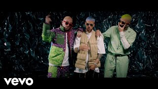 Download Jhay Cortez, J. Balvin, Bad Bunny - No Me Conoce (Remix) Video