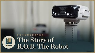 Download The Story of R.O.B. the Robot | Gaming Historian Video