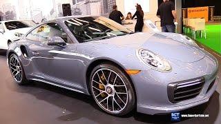 Download 2017 Porsche 911 Turbo S - Exterior and Interior Walkaround - 2017 Montreal Auto Show Video