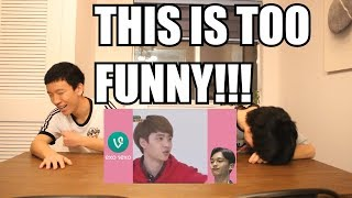 Download EXO VINES REACTION (EXOSEXO) PART1 [THIS IS TOO FUNNY!!!] Video
